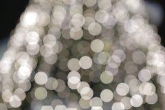 Εορταστικό bokeh διακοπών αφηρημένα Χριστούγεννα ανασκόπησης Στοκ εικόνες με δικαίωμα ελεύθερης χρήσης