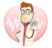 επάγγελμα γιατρών Στοκ εικόνες με δικαίωμα ελεύθερης χρήσης