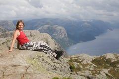 επάνω από την ομορφιά Στοκ φωτογραφία με δικαίωμα ελεύθερης χρήσης