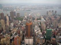 Επάνω από την πόλη στοκ εικόνα