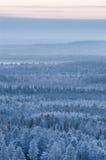 επάνω από την όψη Στοκ Φωτογραφία