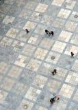 επάνω από την όψη Στοκ Φωτογραφίες