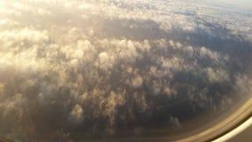 Επάνω από τη θάλασσα Στοκ Εικόνες