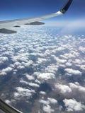 Επάνω από τη Φλώριδα στοκ εικόνες με δικαίωμα ελεύθερης χρήσης