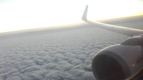 επάνω από τον ουρανό σύννεφω στοκ φωτογραφίες με δικαίωμα ελεύθερης χρήσης