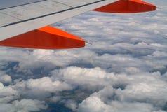 επάνω από τον ουρανό Στοκ Φωτογραφίες