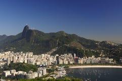επάνω από de janeiro Ρίο Στοκ φωτογραφία με δικαίωμα ελεύθερης χρήσης