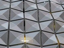 Επένδυση μετάλλων στην οικοδόμηση Στοκ Εικόνες
