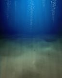 επίγειος ωκεανός Στοκ φωτογραφία με δικαίωμα ελεύθερης χρήσης