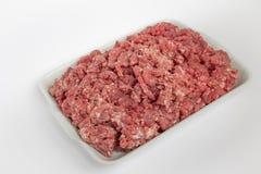 Επίγειο βόειο κρέας στοκ εικόνες