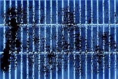 Επίγειο δικτυωτό πλέγμα χάλυβα Grunge εξαιρετικά μπλε Σύσταση ανοξείδωτου, υπόβαθρο για τον ιστοχώρο ή κινητές συσκευές Στοκ εικόνα με δικαίωμα ελεύθερης χρήσης
