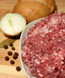 επίγειο κρέας Στοκ Φωτογραφίες