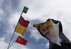 επίδειξη κουρδικά Στοκ εικόνες με δικαίωμα ελεύθερης χρήσης