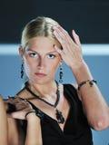Επίδειξη μόδας γυναικών στοκ εικόνες με δικαίωμα ελεύθερης χρήσης