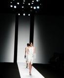 επίδειξη μόδας Στοκ Εικόνες