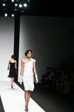 επίδειξη μόδας Στοκ Εικόνα