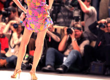 επίδειξη μόδας Στοκ φωτογραφία με δικαίωμα ελεύθερης χρήσης