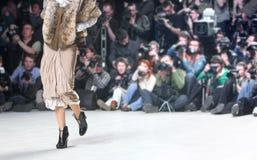 επίδειξη μόδας Στοκ εικόνα με δικαίωμα ελεύθερης χρήσης