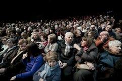 επίδειξη Φεβρουάριος Μι& Στοκ φωτογραφίες με δικαίωμα ελεύθερης χρήσης