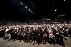 επίδειξη Φεβρουάριος Μι& Στοκ Φωτογραφίες