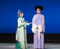 """Επίθεση από innuendo-Kunqu Opera""""Madame άσπρο Snake† Στοκ Εικόνες"""
