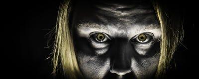 Επίθεση Zombie Στοκ Φωτογραφίες
