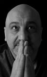 επίκληση πορτρέτου ατόμων Στοκ φωτογραφίες με δικαίωμα ελεύθερης χρήσης