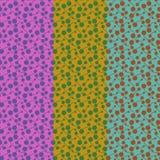 Επίπεδα αφηρημένα βιολογικά στοιχεία μορφές απλές απεικόνιση αποθεμάτων