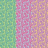 Επίπεδα φωτεινά αφηρημένα βιολογικά στοιχεία ελεύθερη απεικόνιση δικαιώματος