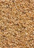 επίπεδη άμμος ανασκόπησης Στοκ φωτογραφία με δικαίωμα ελεύθερης χρήσης
