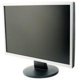 επίπεδος μηνύτορας LCD ευρέ& Στοκ Εικόνες