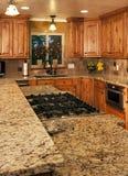 επίπεδο νέα δύο κουζινών κ& στοκ εικόνες