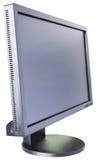 επίπεδος μηνύτορας LCD Στοκ Εικόνα