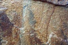 Επίπεδος ψαμμίτης σύστασης επιφάνειας Στοκ Φωτογραφία