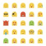 Επίπεδο Desig Emoji Ελεύθερη απεικόνιση δικαιώματος