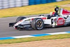 Επίσημη περίοδος άσκησης της Formula 1, 2005 Στοκ Εικόνες