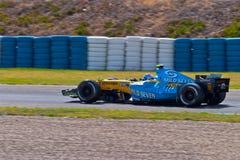 Επίσημη περίοδος άσκησης της Formula 1, 2005 Στοκ Εικόνα