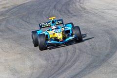Επίσημη περίοδος άσκησης της Formula 1, 2005 Στοκ Φωτογραφία