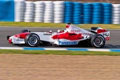 Επίσημη περίοδος άσκησης της Formula 1, 2005 Στοκ Φωτογραφίες