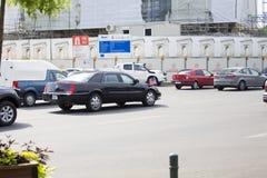 Επίσημο αυτοκίνητο Στοκ Εικόνα