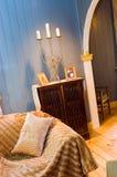 επίσημο δωμάτιο σαλονιών Στοκ Εικόνες
