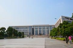 Επίσημο κτήριο της Κίνας Στοκ φωτογραφία με δικαίωμα ελεύθερης χρήσης