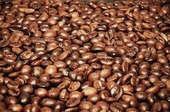 επίσης διαθέσιμες εικόνες καφέ ανασκόπησης bacground άλλη που ψήνεται Στοκ Εικόνα