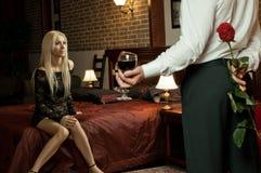 επίσης η στοά ημερομηνίας ρομαντικός μου βλέπει την παρόμοια εργασία Στοκ Εικόνα