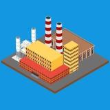 επίσης corel σύρετε το διάνυσμα απεικόνισης εργοστάσιο Στοκ φωτογραφίες με δικαίωμα ελεύθερης χρήσης