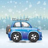 επίσης corel σύρετε το διάνυσμα απεικόνισης car Στοκ Εικόνα