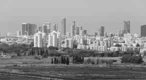 Επίσκεψη σε Hiriya (πάρκο του Ariel Sharon) Στοκ φωτογραφία με δικαίωμα ελεύθερης χρήσης