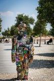 Επίσκεψη σε Hiriya (πάρκο του Ariel Sharon) Στοκ εικόνες με δικαίωμα ελεύθερης χρήσης
