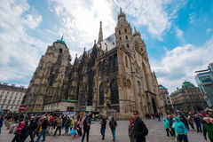 Επίσκεψη στη Βιέννη στοκ φωτογραφία
