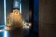 Επίσκεψη στο αρχαιολογικό πάρκο Carnuntum Στοκ φωτογραφίες με δικαίωμα ελεύθερης χρήσης